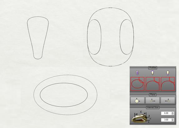 Design with gildform