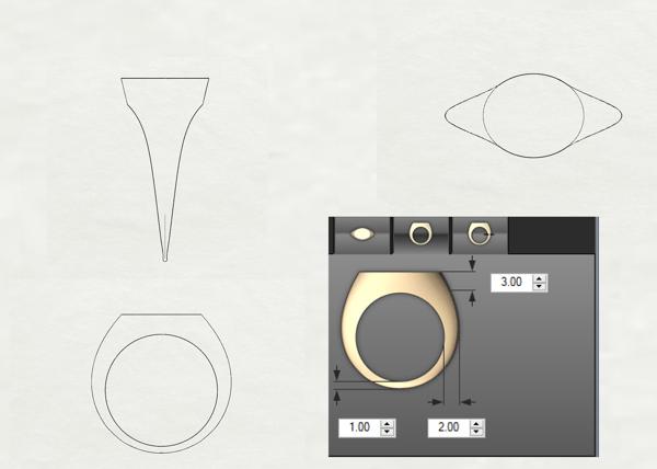 how to measure a ring with gildform - gildform.com
